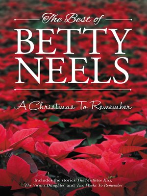 cover image of A Christmas to Remember / The Mistletoe Kiss / The Vicar's Daughter / Two Weeks to Remember